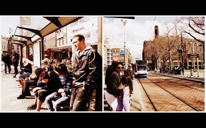 Amsterdam, brouhaha-access, transportation